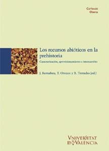 Los recursos abióticos en la prehistoria
