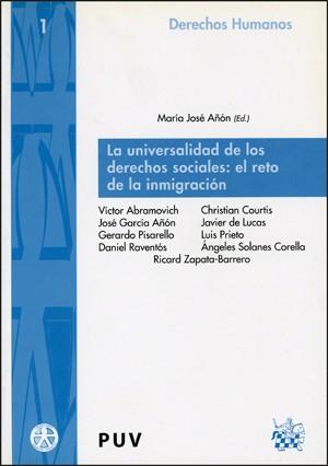 La universalidad de los derechos sociales: el reto de la inmigración