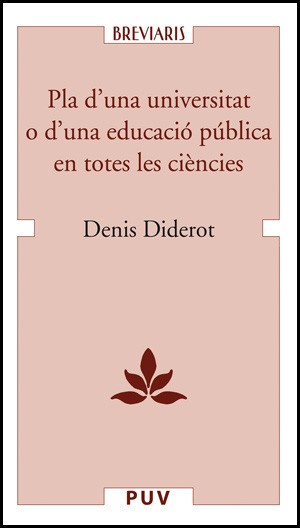 Pla d'una universitat o d'una educació pública en totes les ciències