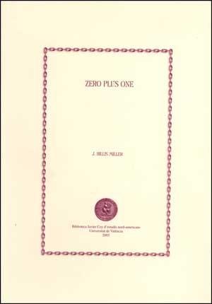 Zero Plus One