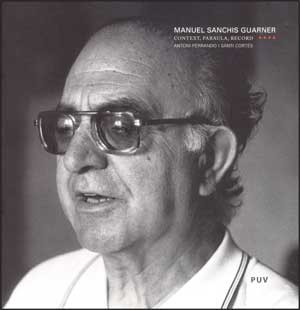 Manuel Sanchis Guarner: Context, paraula, record