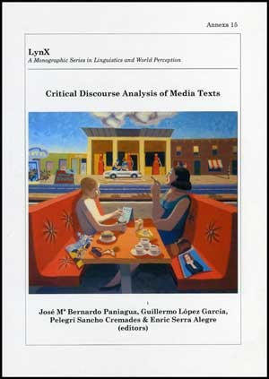 Critical Discourse Analysis of Media Texts