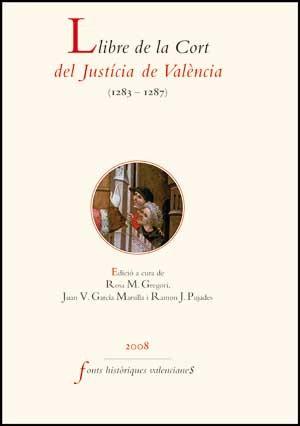 Llibre de la Cort del Justícia de València, 2