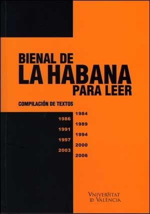 Bienal de La Habana para leer