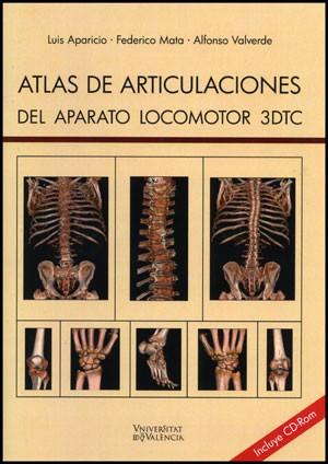 Atlas de articulaciones del aparato locomotor 3DTC