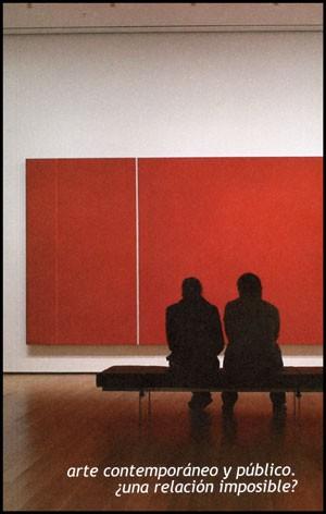 Arte contemporáneo y público