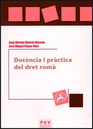 Docència i pràctica del dret romà