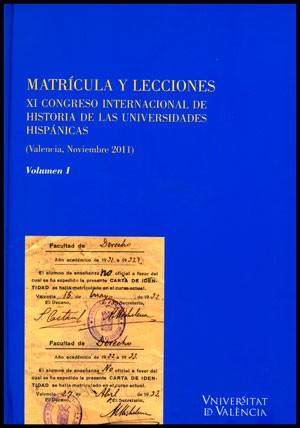 Matrícula y lecciones