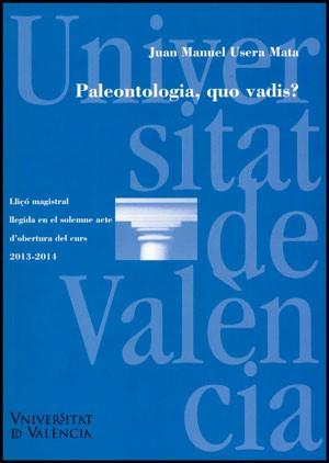 Paleontología, quo vadis?