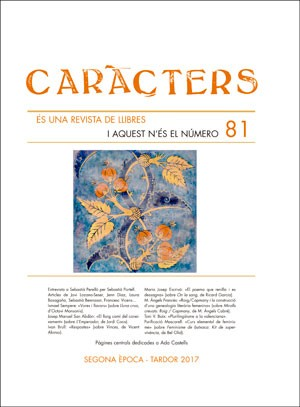 Caràcters, 81