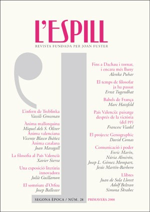 L'Espill, 28
