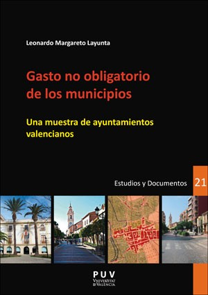 Gasto no obligatorio de los municipios