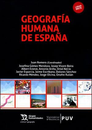 Geografía humana de España