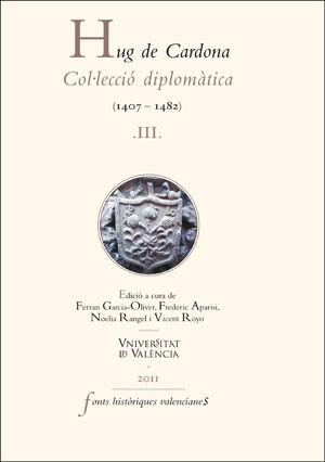 Hug de Cardona, III