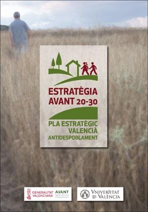 Estratègia avant 20-30. Pla estratègic valencià antidespoblament