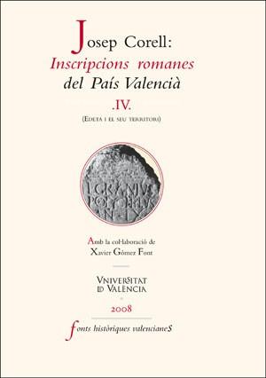 Inscripcions romanes del País Valencià, IV