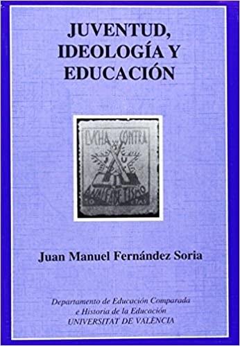 Juventud, ideología y educación