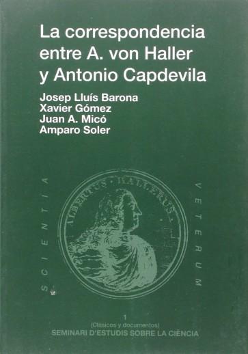 La correspondencia entre Albrecht von Haller y Antonio Capdevila