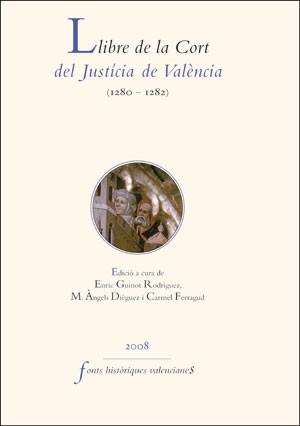 Llibre de la Cort del Justícia de València, 1