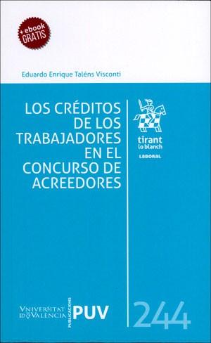 Los créditos de los trabajadores en el concurso de acreedores