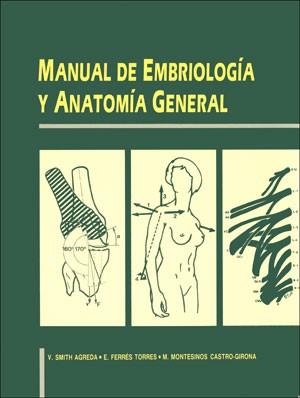 Manual de embriología y anatomía general