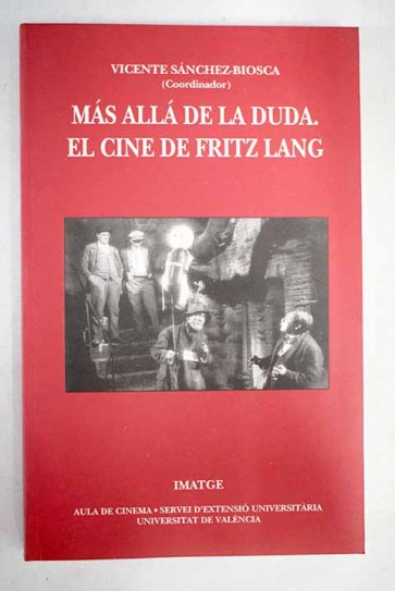 Más allá de la duda. El cine de Fritz Lang