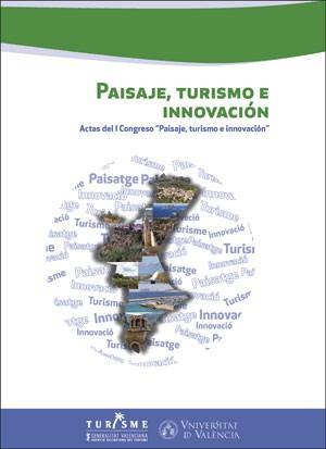 Paisaje, turismo e innovación
