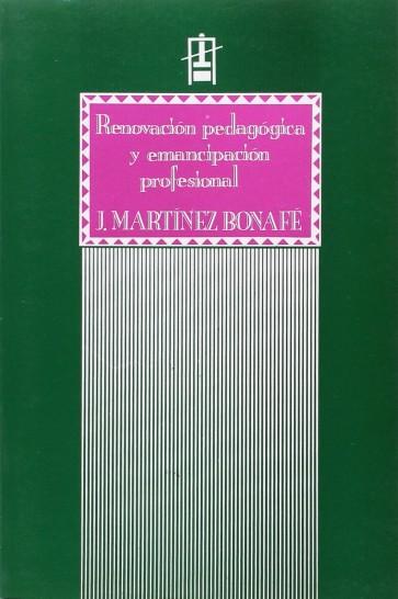 Renovación pedagógica y emancipación profesional