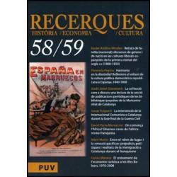 Recerques, 58/59