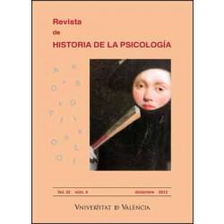 Revista de Historia de la Psicología, 33.4