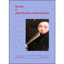 Revista de Historia de la Psicología, 34.2