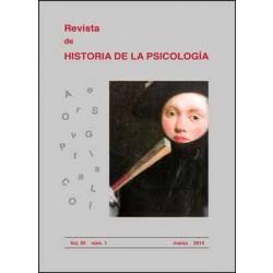Revista de Historia de la Psicología, 35.1