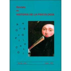 Revista de Historia de la Psicología, 36.1