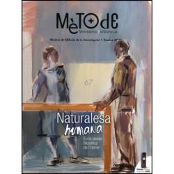 Mètode, 67. Naturalesa humana