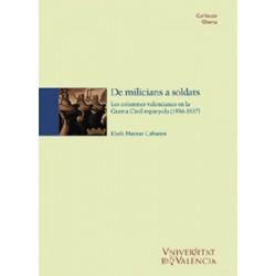 De milicians a soldats