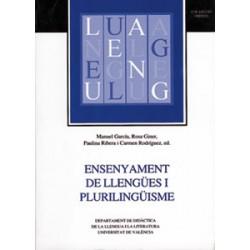 Ensenyament de llengües i plurilingüisme