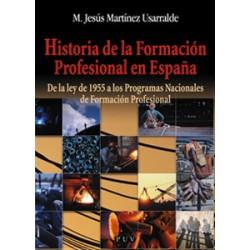 Historia de la Formación Profesional en España