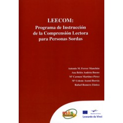 LEECOM: Programa de instrucción de la comprensión lectora para personas sordas