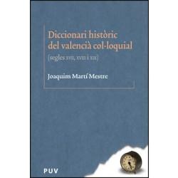 Diccionari històric del valencià col·loquial