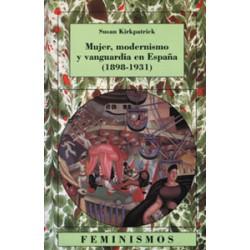 Mujer, modernismo y vanguardia en España (1898-1931)