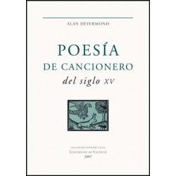 Poesía de cancionero del siglo XV