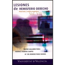 Lesiones de hemisferio derecho. Vol. VII