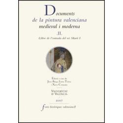 Documents de la pintura valenciana medieval i moderna II.