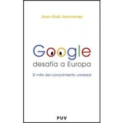 Google desafía a Europa