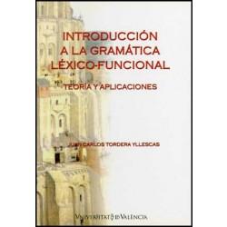 Introducción a la gramática léxico-funcional