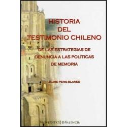 Historia del testimonio chileno