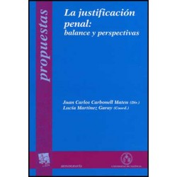 La justificación penal: balance y perspectivas