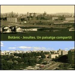 Botànic - Jesuïtes. Un paisatge compartit