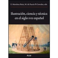 Ilustración, ciencia y técnica en el siglo XVIII español