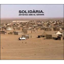 Solidària. Artistes amb el Sàhara